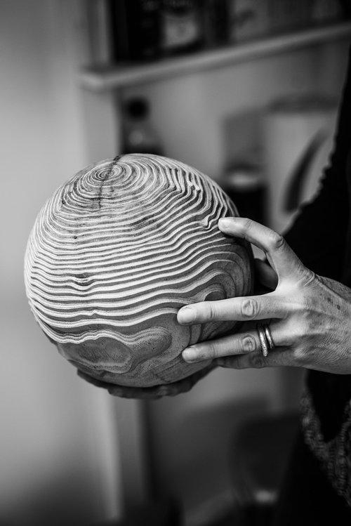 Acacia Sphere I (2014).  Photo: Matt Wreford