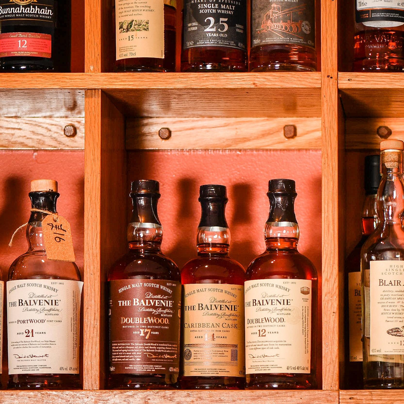 Whisky Tasting -
