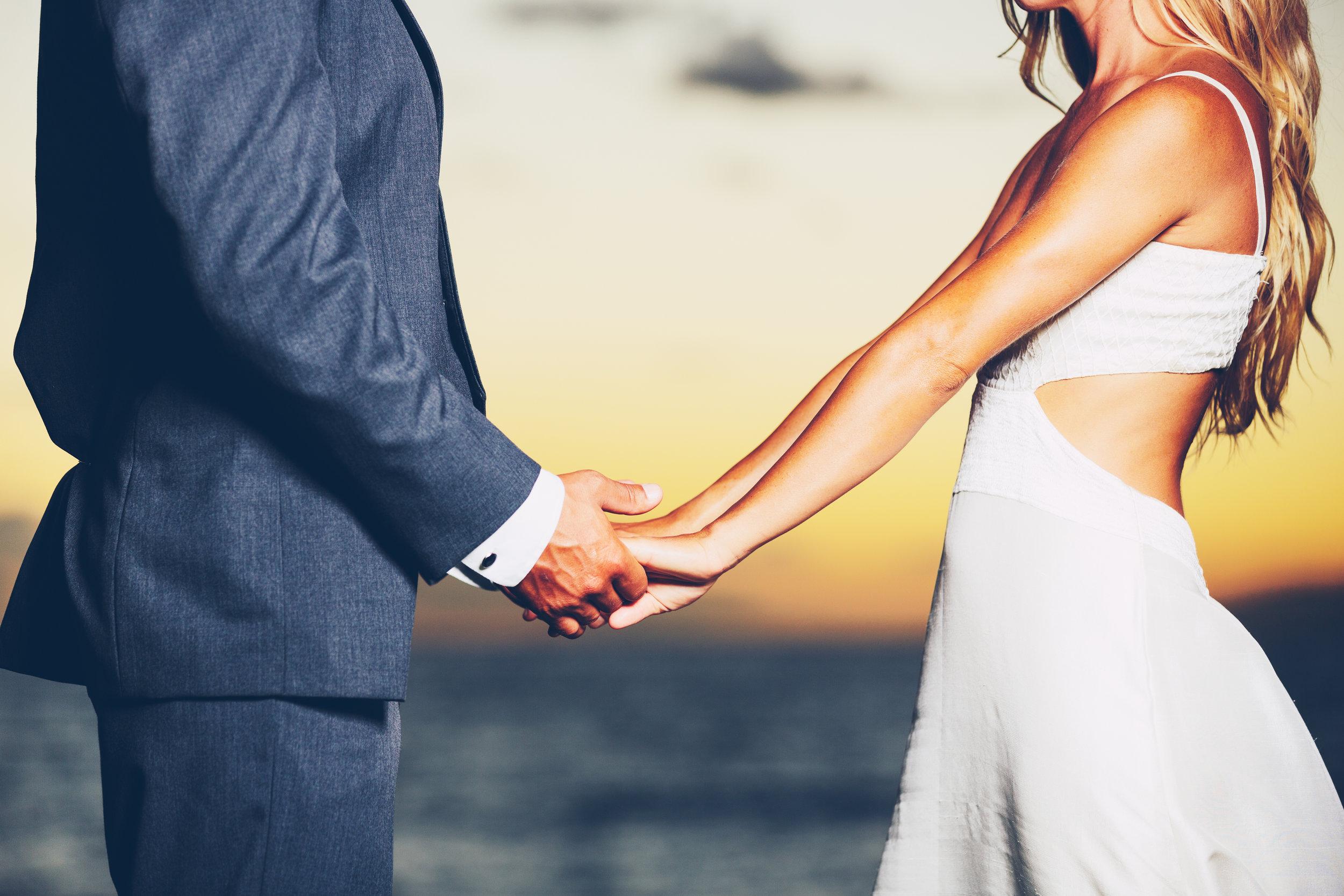 Stefanie Ferguson weds Emmett Keaton - WTF?