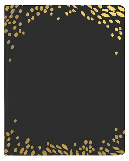 """This is the Black (with gold """"petals""""). They also have Charcoal (with rose gold """"petals"""")."""