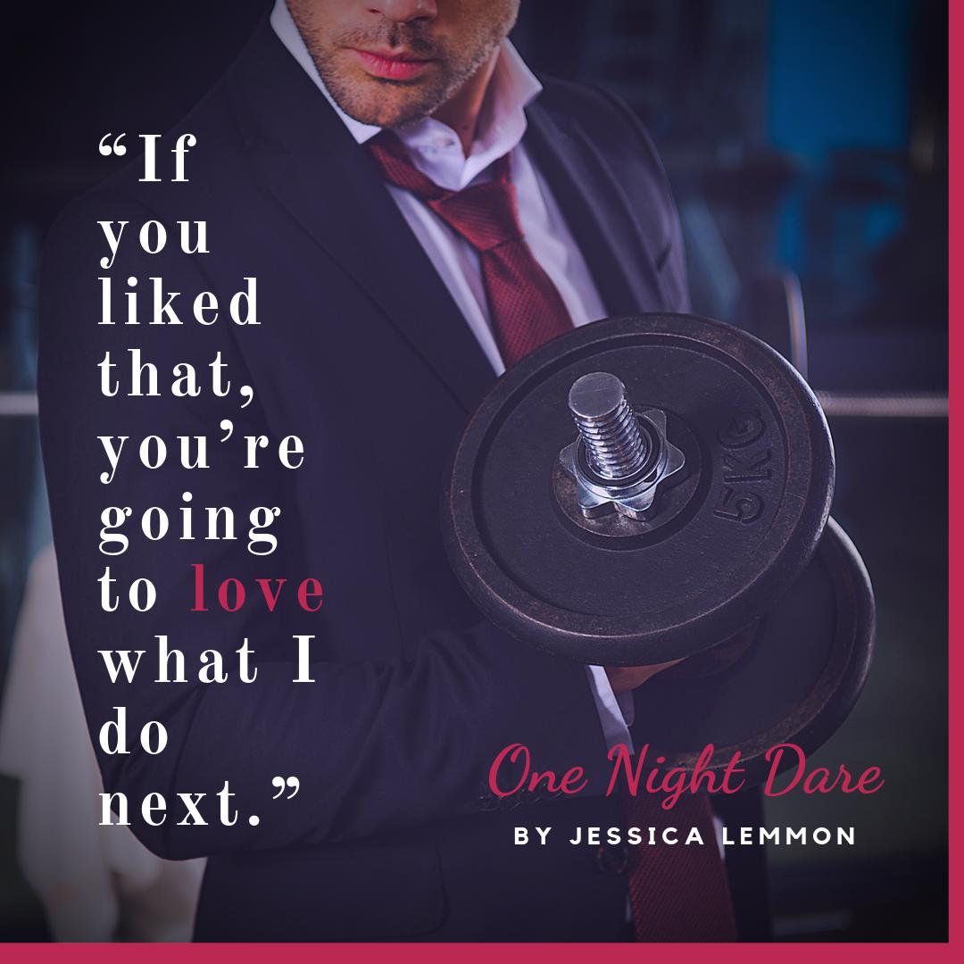 One Night Dare Promo.png