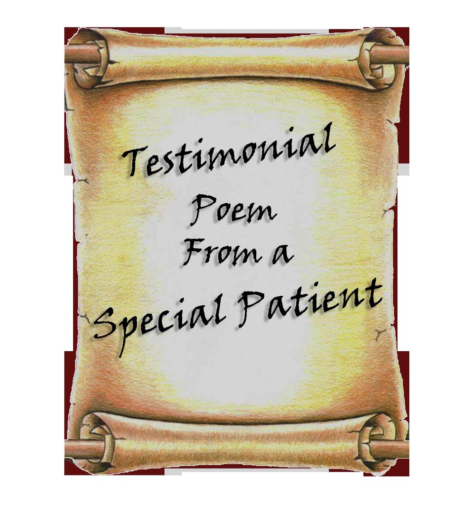 Foot Doctor Bruce Blank Patient Testimonial