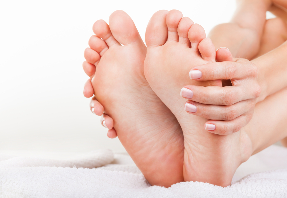athlete's foot problem itchy feet treatment