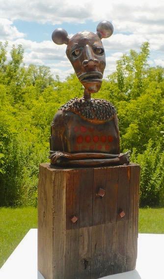 madeline on stump (1).jpg