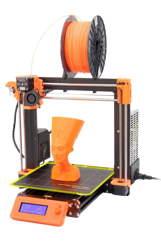 PRUSA I3 MK3 — FDM 3D принтер. Фото  prusa3d.com
