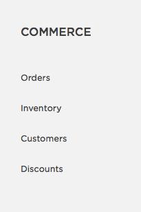 Меню  Торговля  показывает ваши заказы, инвентарь, клиентов и скидки