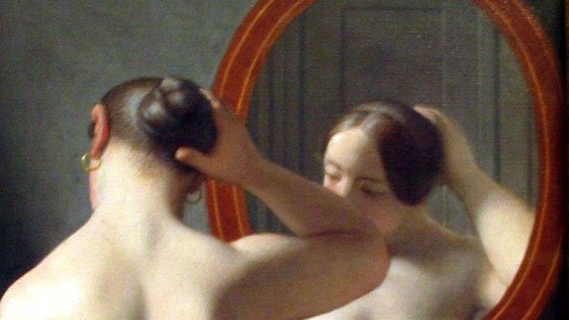 Dysphoria - Why is it,while I'm sitting here,with my back to the mirror,I feel so pretty?All alone,with no one looking,I feel so me.No comments,no opinions,only dreams of me,the way I want to be.Soft skin,beautiful hair,elegant hands,with manicured nails.Soft flowered dress,that fits just right.Proper curves,and gorgeous legs.All that a girl wants to be.But, why is it,that when I look in the mirror,My opinion changes?Patsy, 2017Patsy StarkeRegistered Nurse, Transgender Woman In a lifelong transition, Parent, Grandparent, Normal every day run of the mill abnormal person, realizing my place here.