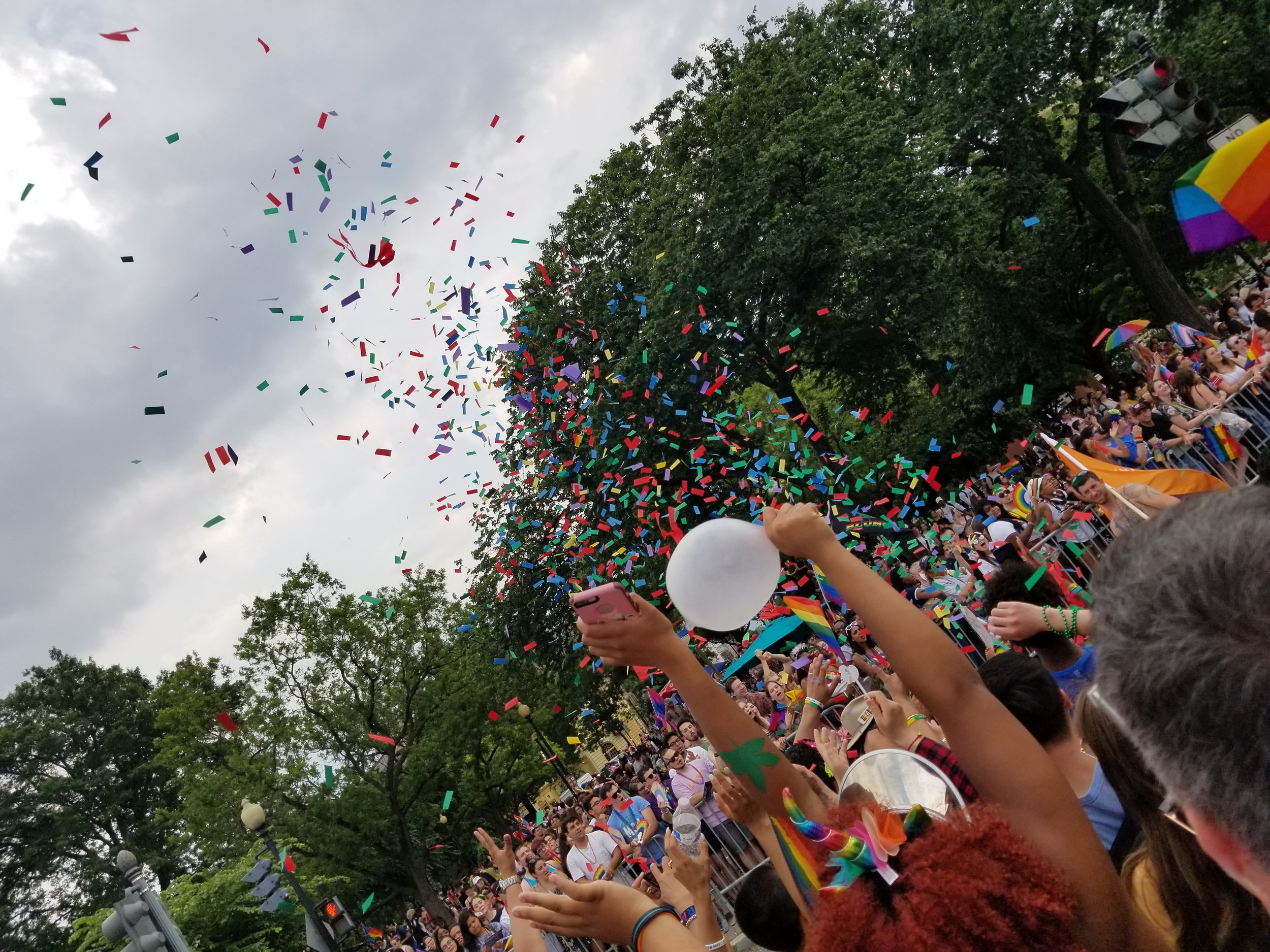 Washington D.C. Pride Parade - June 2018