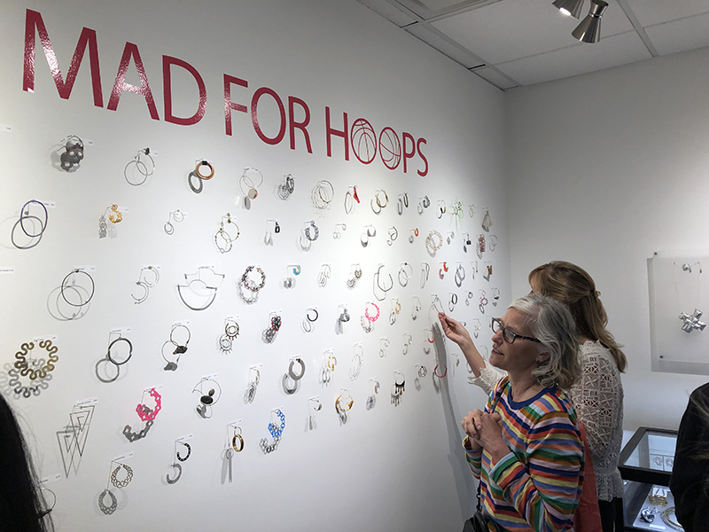 Mad for Hoops  exhibition at Gallery 2052