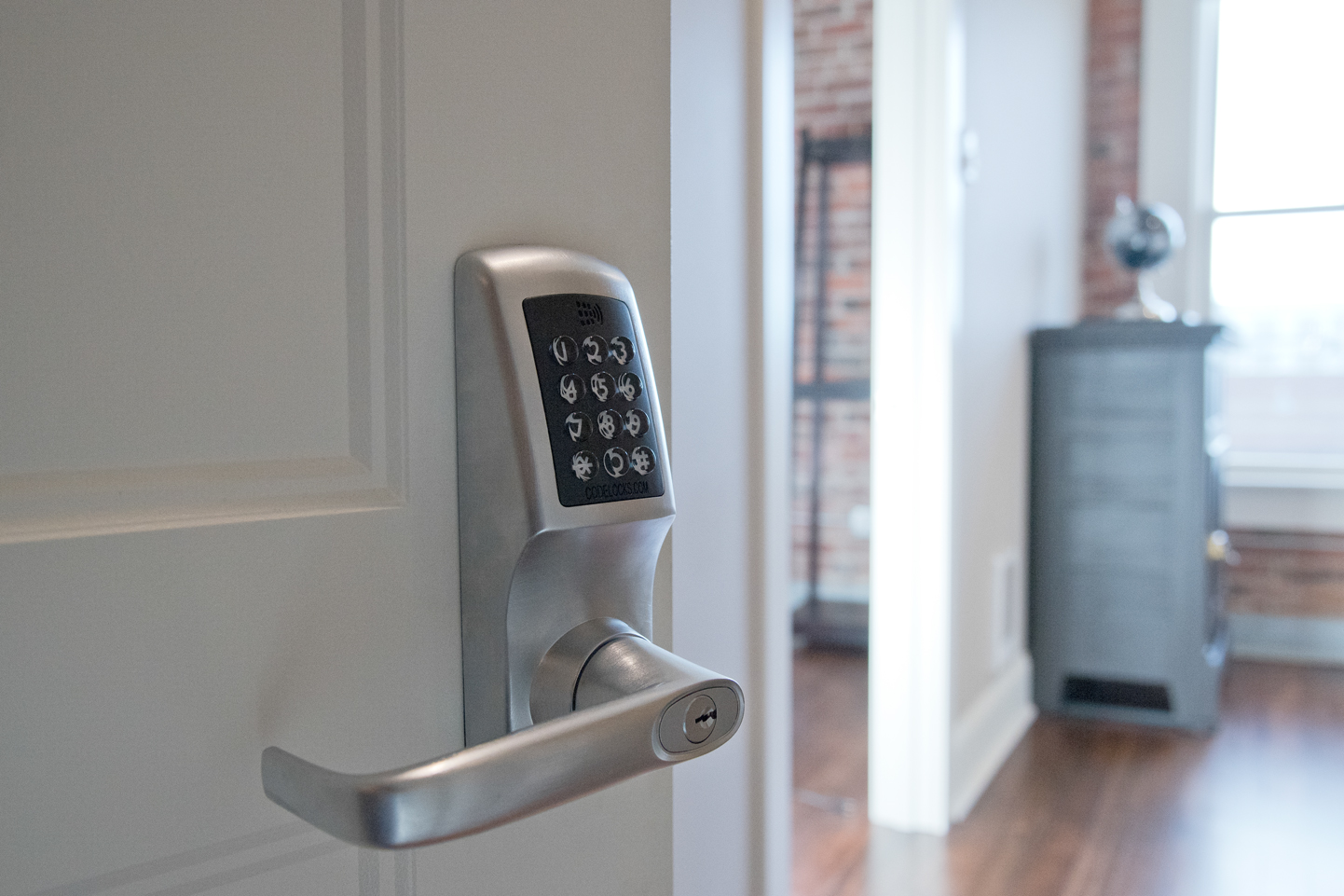 Keyless/Cardless Entry