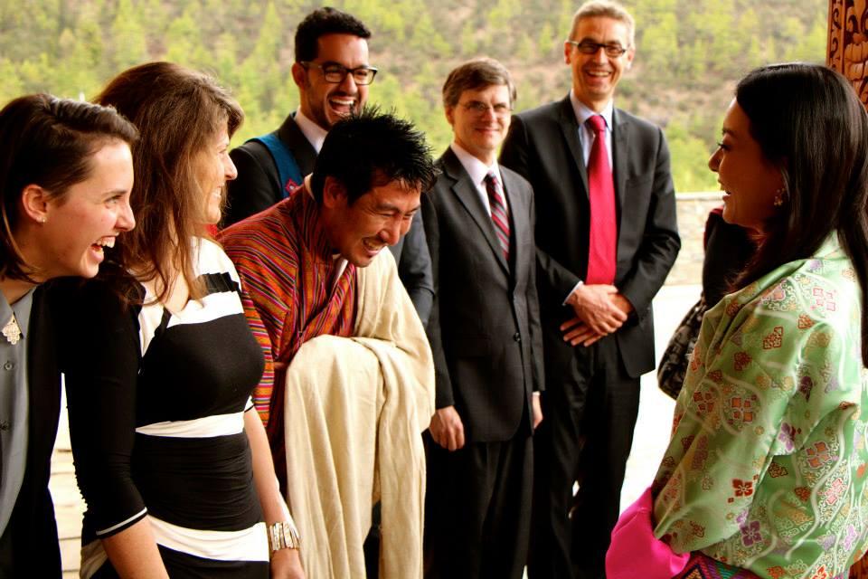Bhutan Global Wellbeing Lab
