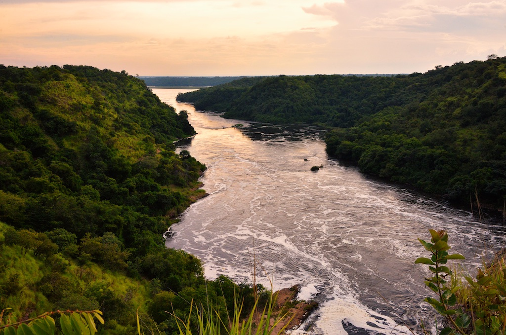 The Mighty River Nile