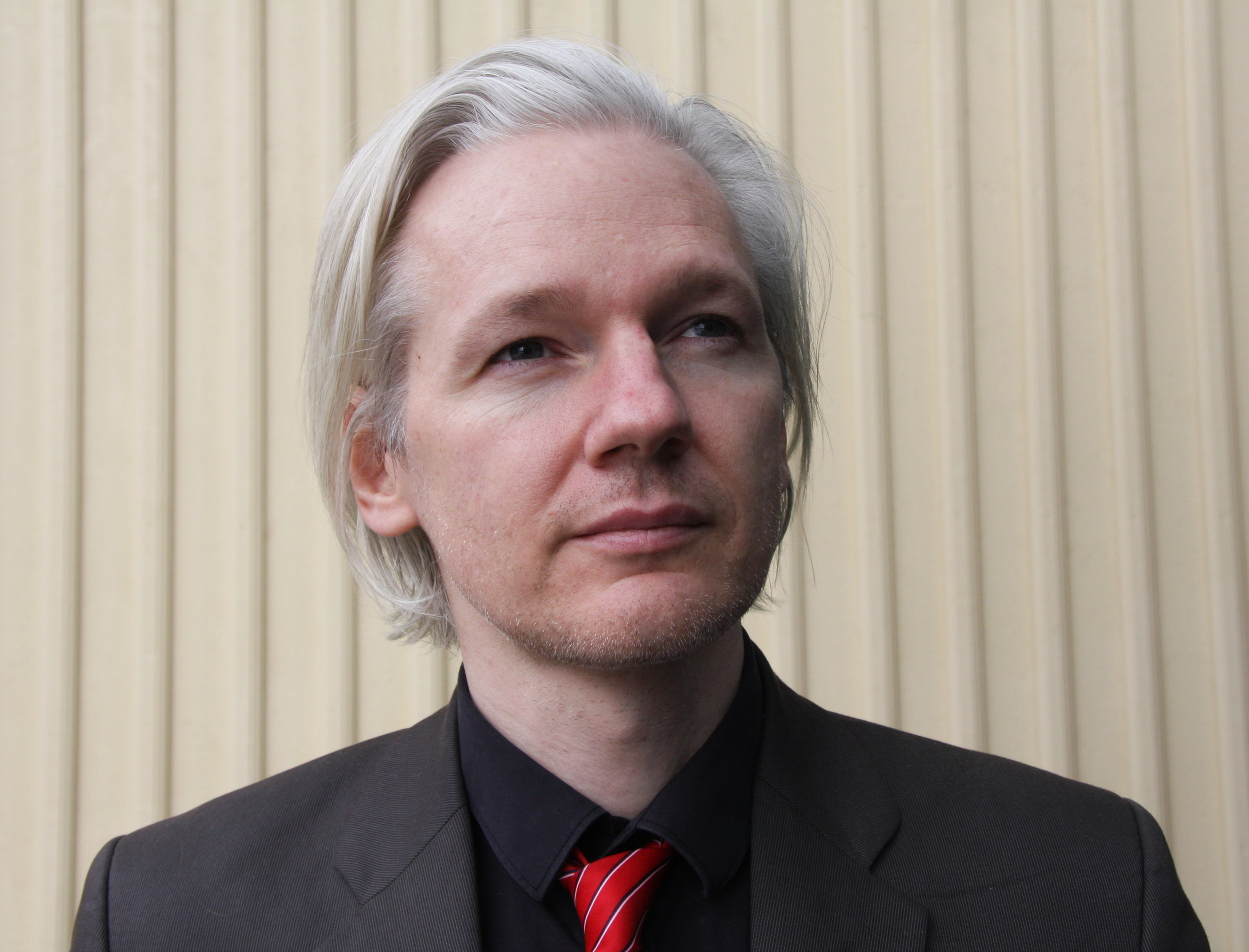 Julian Assange, March 2010 (Wikimedia Commons)