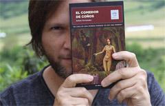"""Tercera novela de Sigmundo. Esta novela también contiene fotografías pornográficas del protagonista con sus """"víctimas"""", así que no la busques en Amazon ni iStore. Sólo la vendo yo, desde aquí, en papel. Por transferencia bancaria o PayPal."""