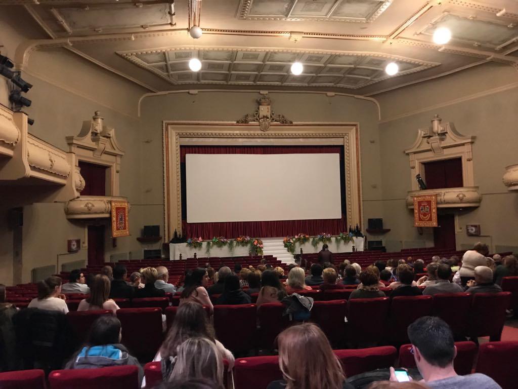El cine de Requena.