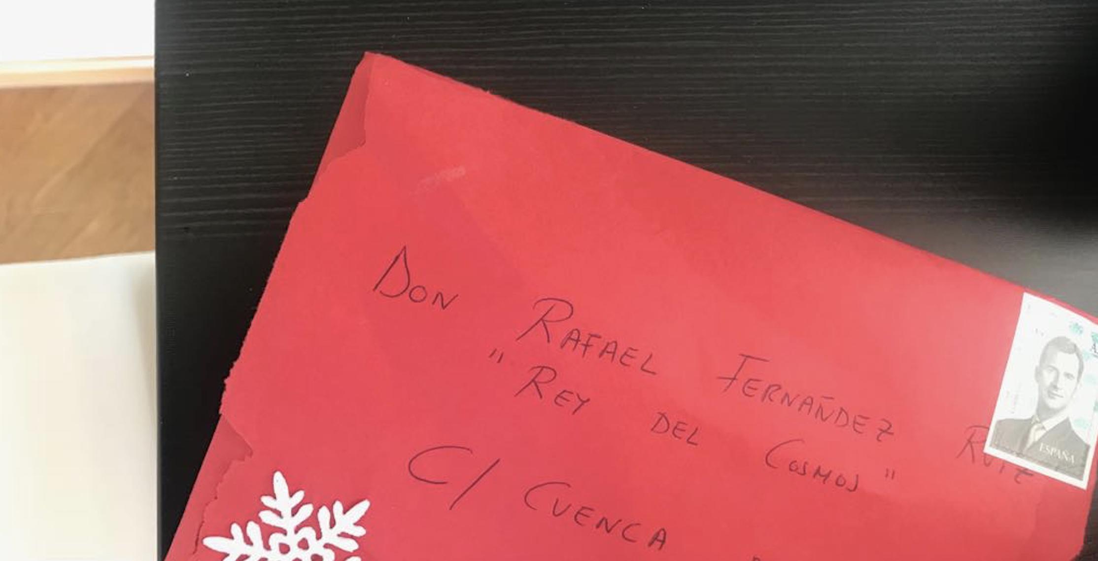 También recibo correspondencia con mi nuevo nombre.