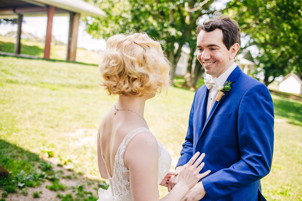 brielle-davis-events-photography-by-brea-linganore-winery-james-sarah-wedding-bride-and-groom-first-look-groom-smiling.jpg