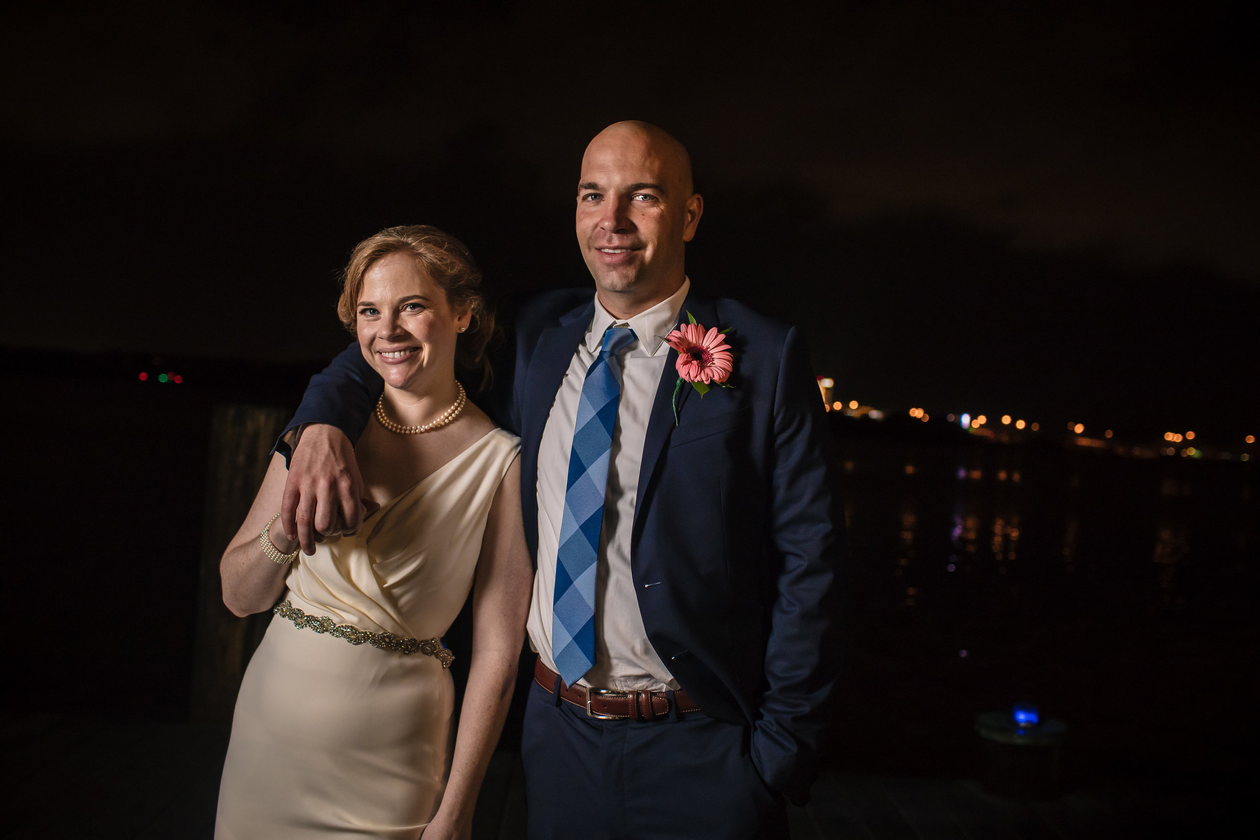 brielle-davis-events-torpedo-factory-wedding-photography-by-brea-bride-and-groom-at-night-waterfront.jpg