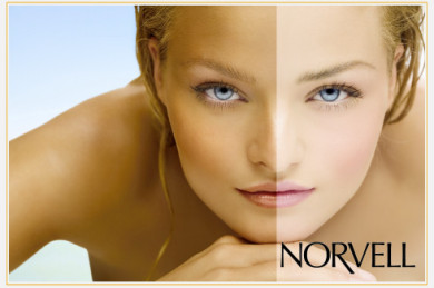 UV rays from the sun rapidly age our skin. Get a beautiful