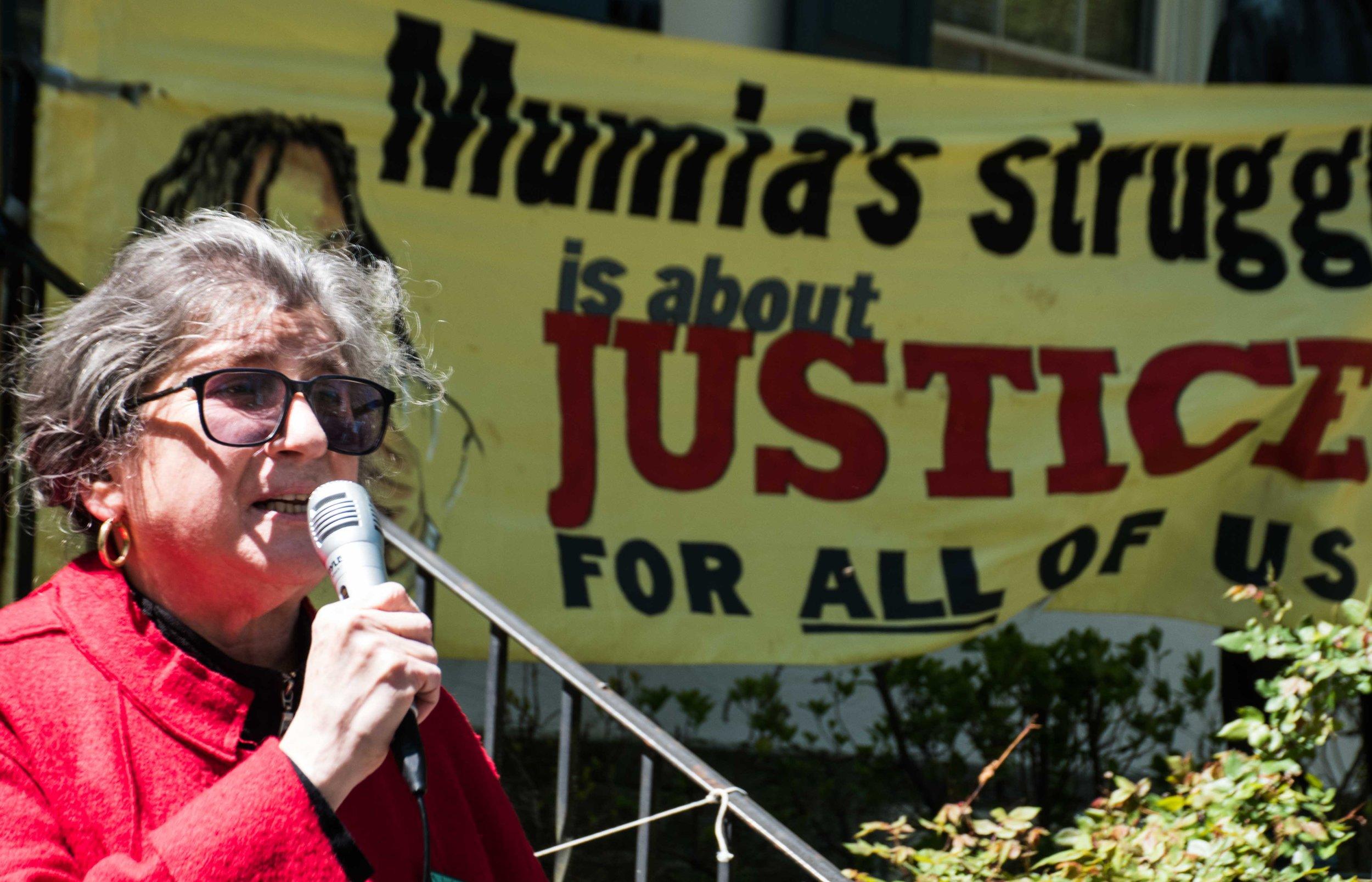 Rachel Wolkenstein, April 27  Photo credit - Joe Piette