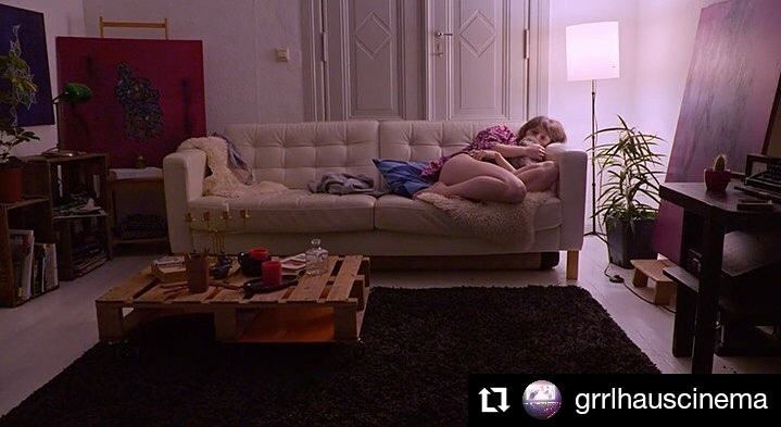 Grrl Haus chosen for social media promotion of our film In Corpore (Berlin section only)