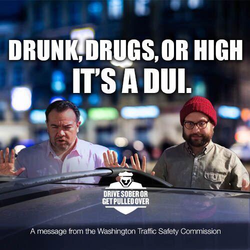 Impairment:  Drunk, Drugs or High