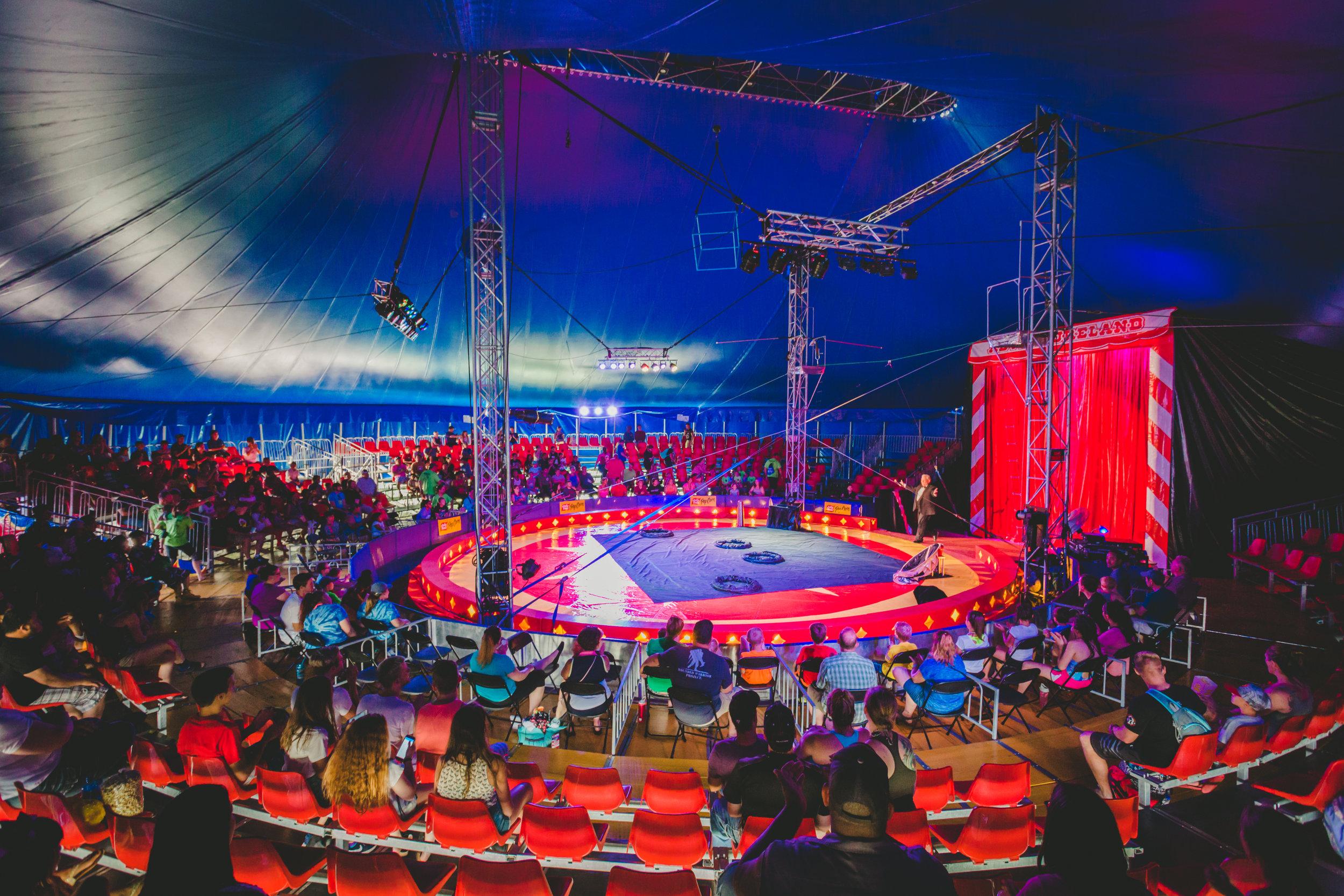 Circus Grand Stand