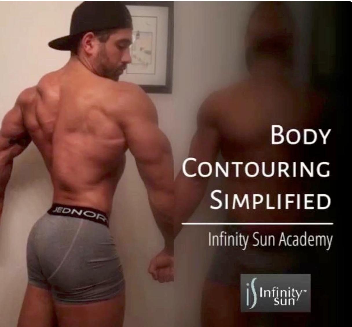 bodybuilding tan