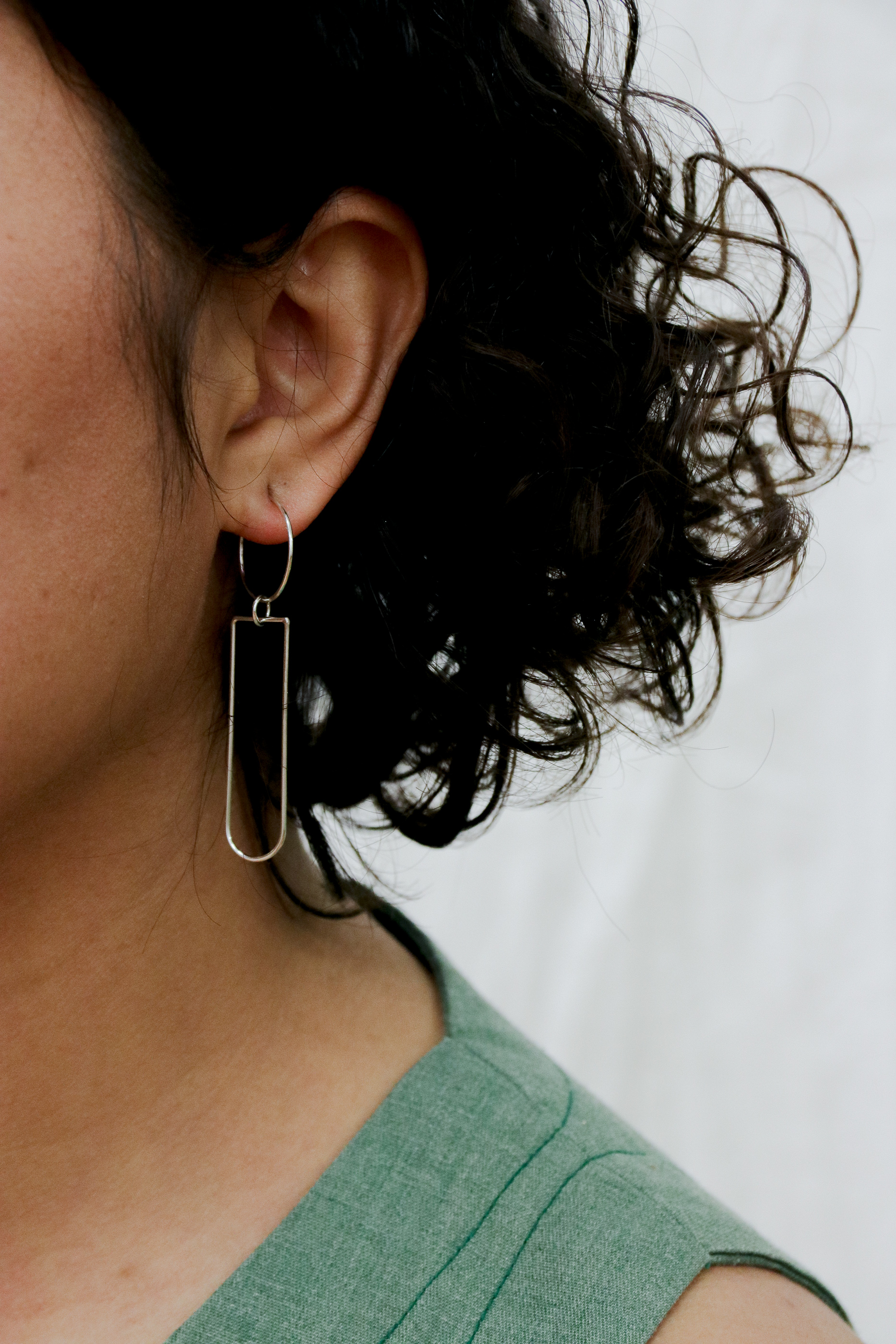 Goldeluxe Jewelry Bauhaus III Earrings