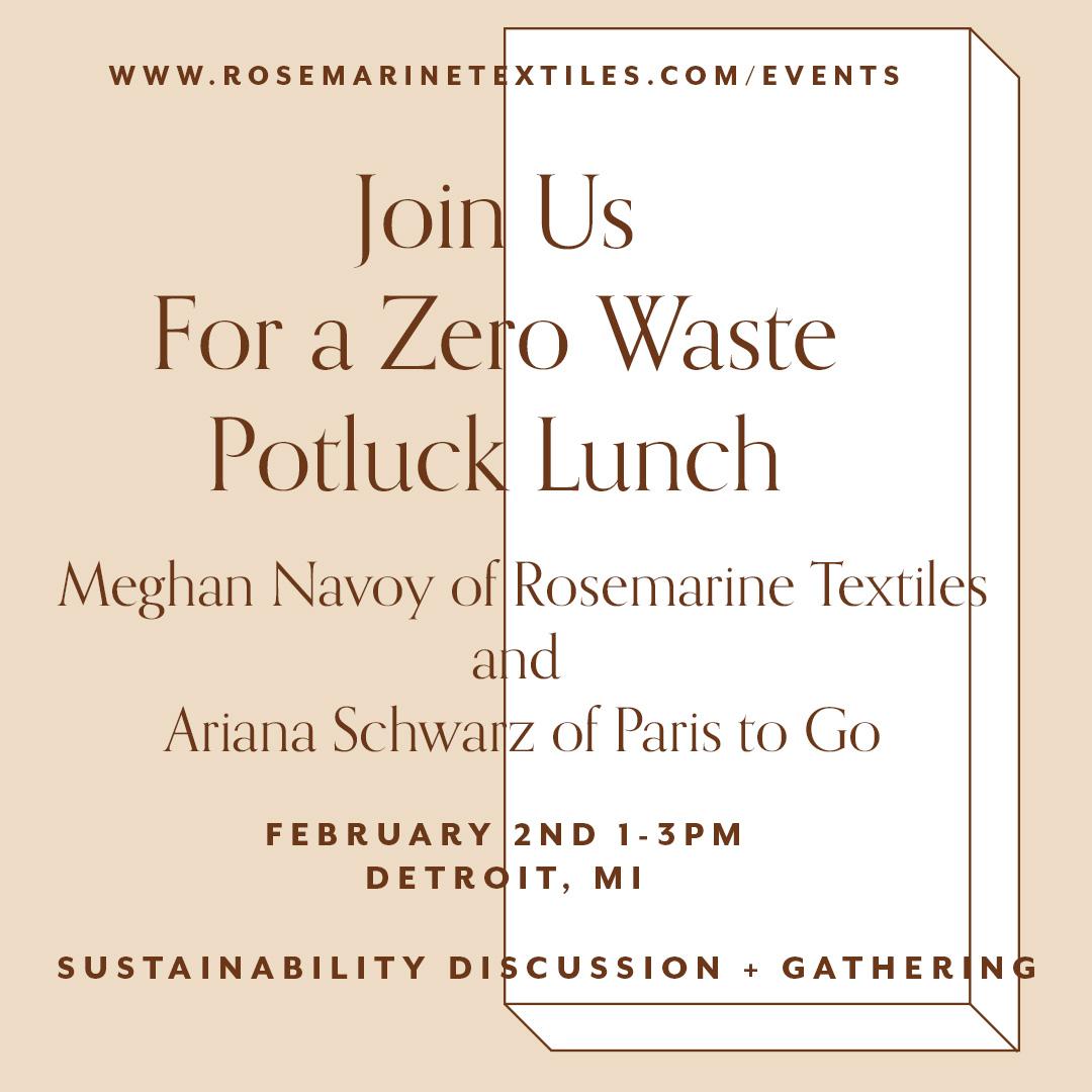 zero-waste-potluck-flier