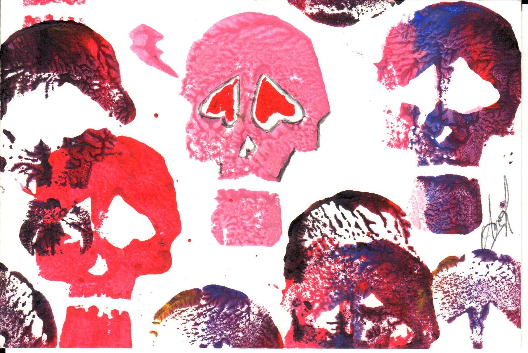 Anand tiled skulls front.jpg