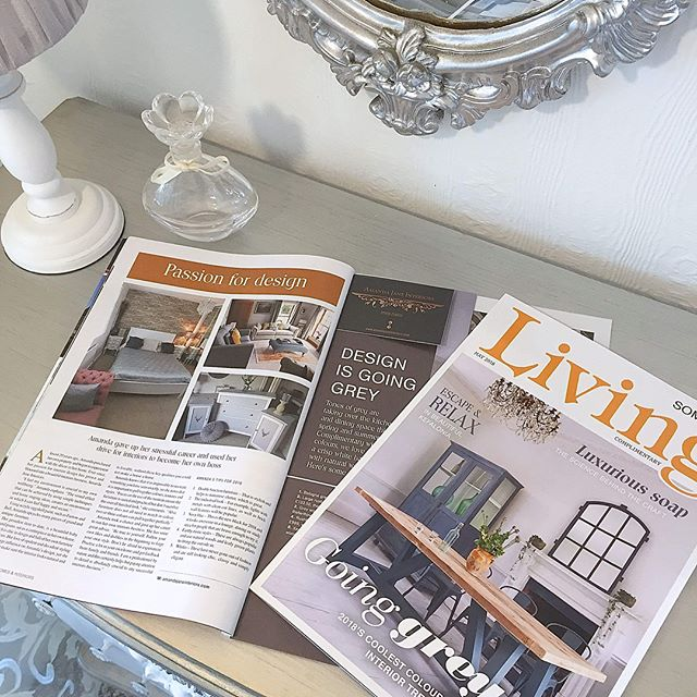 Absolutely over the moon to be featured in the May Edition of Somerset Living Magazine 👏🏼👏🏼👏🏼😊