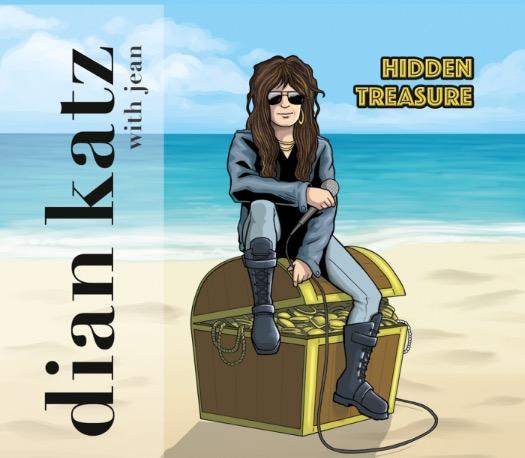 - HIDDEN TREASURE - 2016          Lyrics & Melodies - Katz      Music - Jean Arrangement & Producing - Katz/Jean