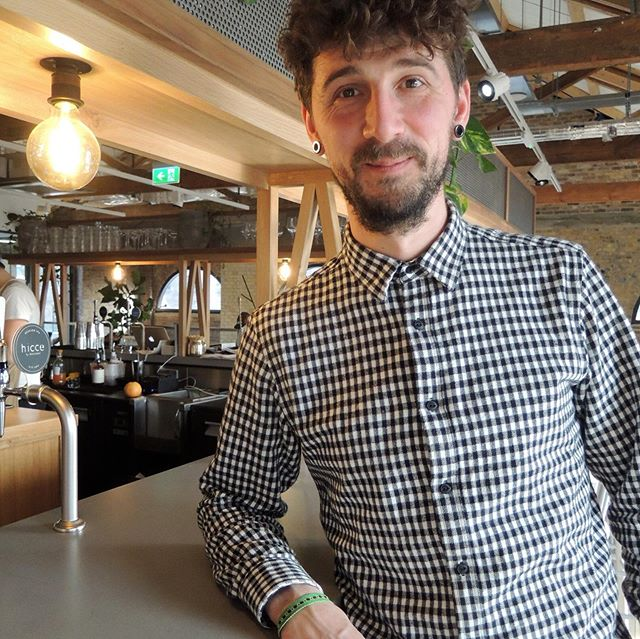 Meet the team... If you've visited us in the past year you'll likely have met our awesome Bar Manager, Anton. . . A true hicce OG, Anton's been with us since day one and is the mastermind behind many of the killer cocktails and serves on our drinks menu, and generally an all round hero ❤️ @an.t0ne