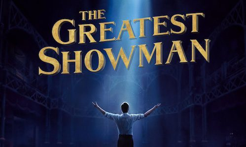 Directed by Michael Gracey - Written by Jenny Bicks and Bill Condon - Music and Lyrics by Benj Pasek, Justin Paul, and Joseph Trapanese