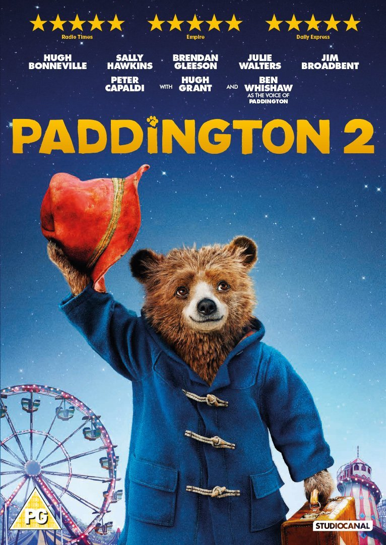 Directed by Paul King - Written by Paul King and Simon Farnaby - Based on books by Michael Bond
