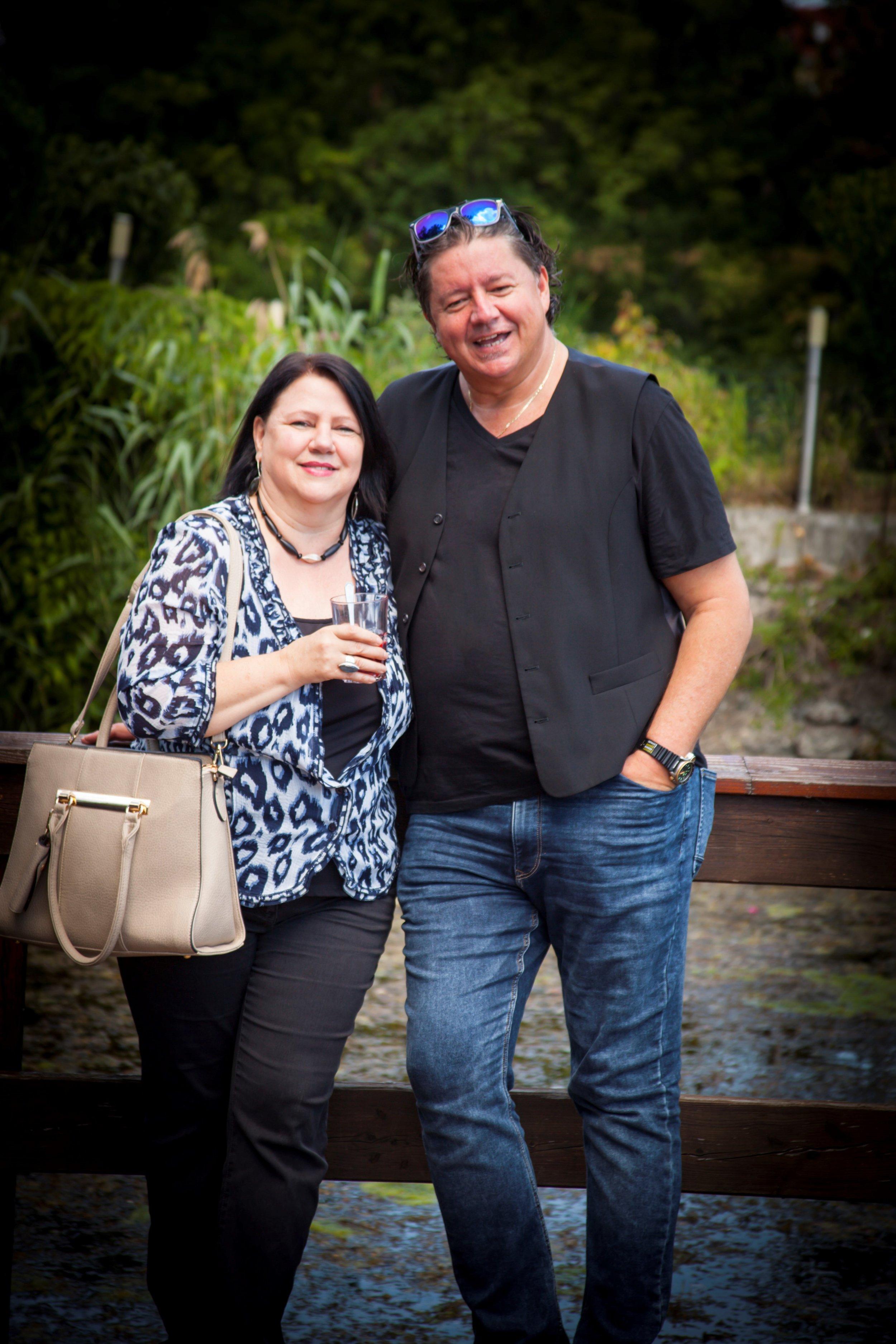 - Sophia und Hans Kristen aus Hall in Tirol
