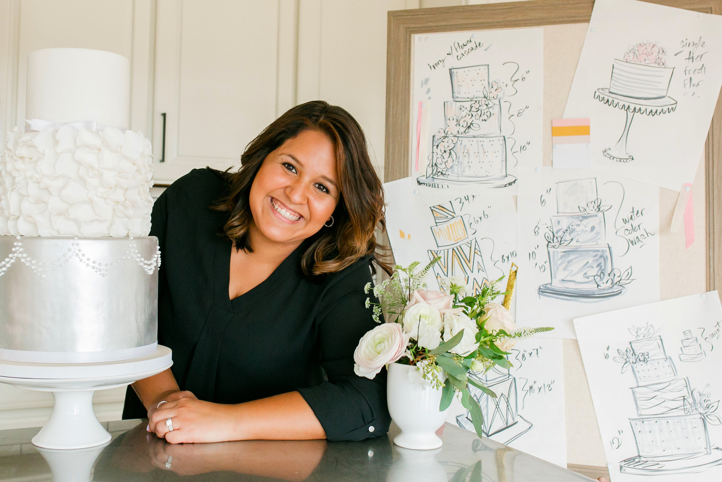 Kelly Sokolis, Owner & Wedding and Event Director