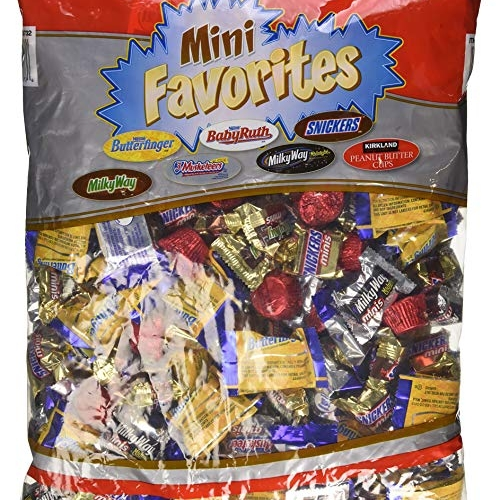 Chocolate Minis - 5 lb bag