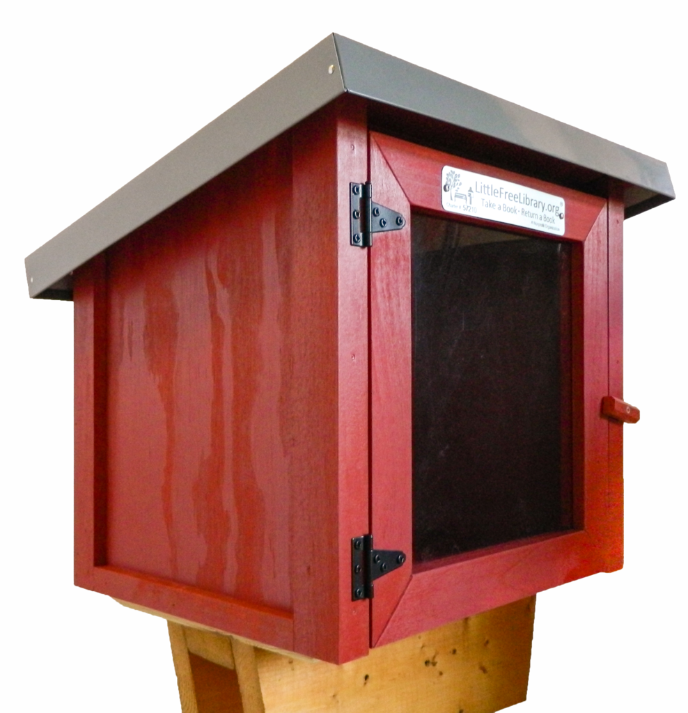 Little Red Cottage from Little Free Library - $279