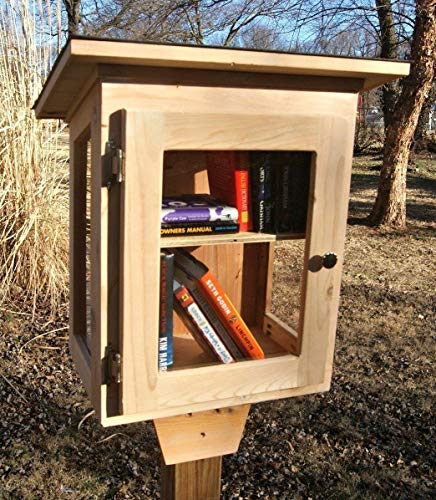 Tiny Library from Amazon Handmade - $199 plus shipping
