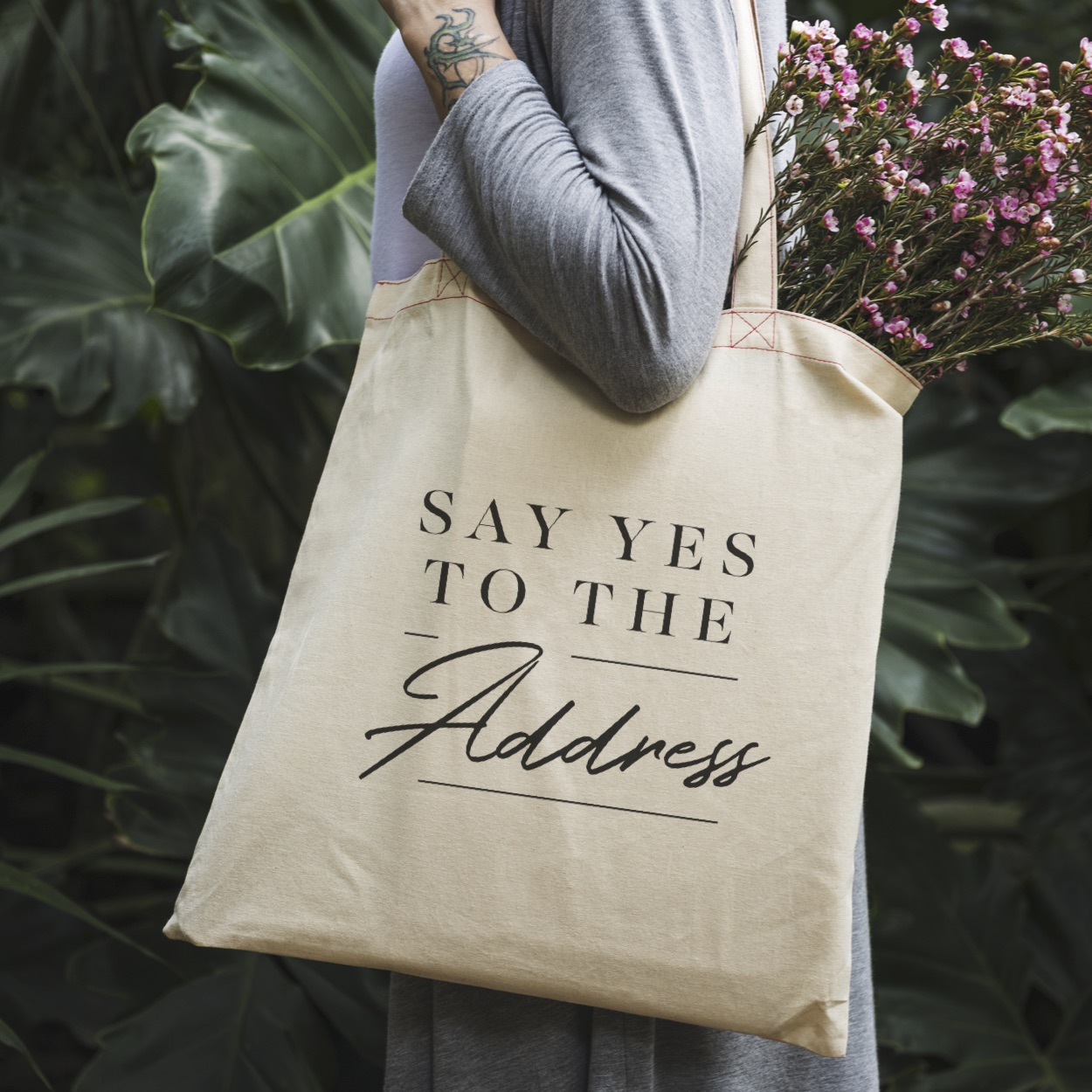 Who Doesn't Love A Good Tote Bag?!  Get It Here.