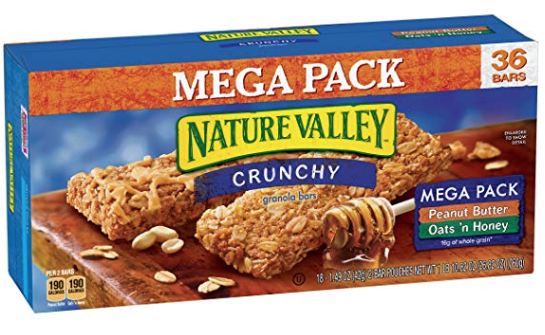 Get these granola bars here!