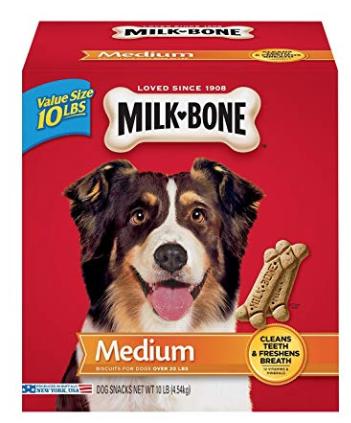 Get these milk bones here