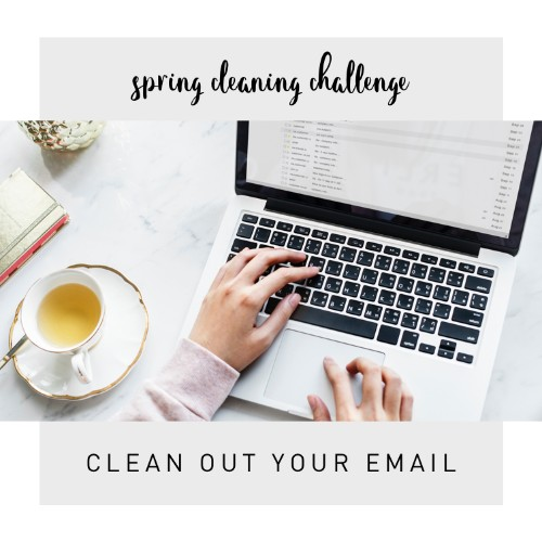 Organize your email…no like ACTUALLY organize it!