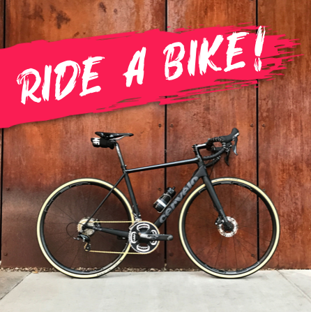 May 17 - Bike to Work Day   Search:  Bike  Ok (name) Apartment community! We have a challenge for you. Today is Bike to Work Day, and we want to see you getting some fresh air, exercise, and enjoying the road on your bike. Whether you make it to work or not is up to you!