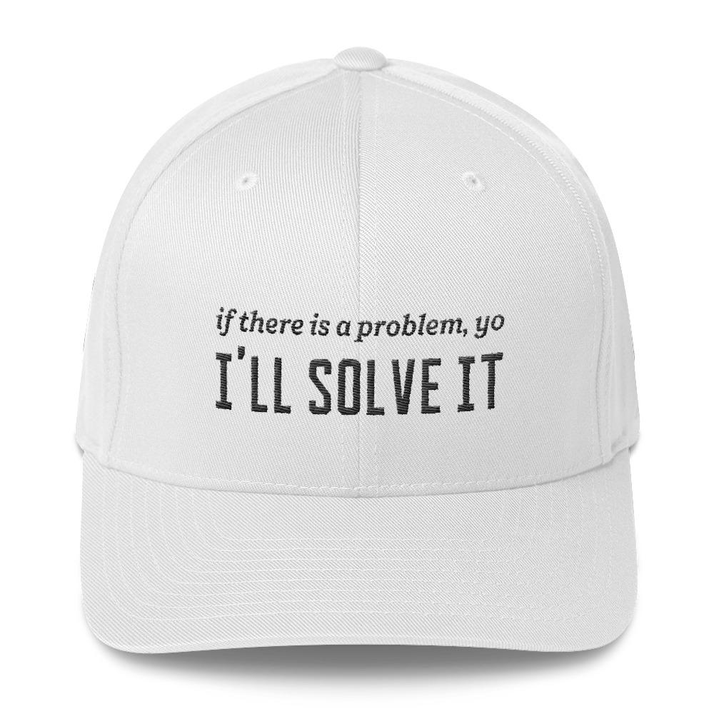"""I'll Solve It"" Hat"