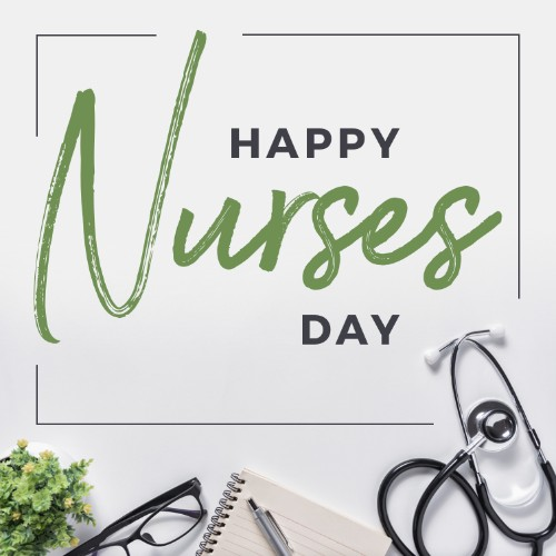 May 6 - Nurse's Day   Search:  Nurse  The second most trusted source for feeling better behind Mom is a great Nurse. Thanks to all the women and men who help keep us going day after day. From (name) Apartments, #HappyNursesDay