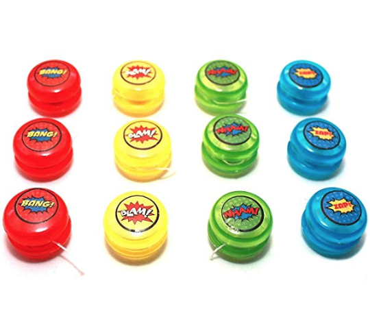 Grab these yoyos here