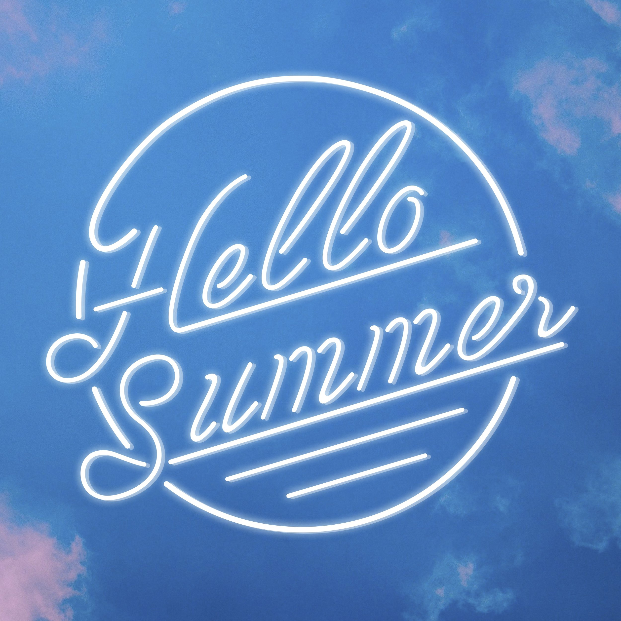 June 21 - #FirstDayofSummer   Search:  Hello Summer  The 1st official day of Summer, and I'm already out by the pool. Well my office is right by (name) Apartments pool, so close enough? #FirstDayofSummer
